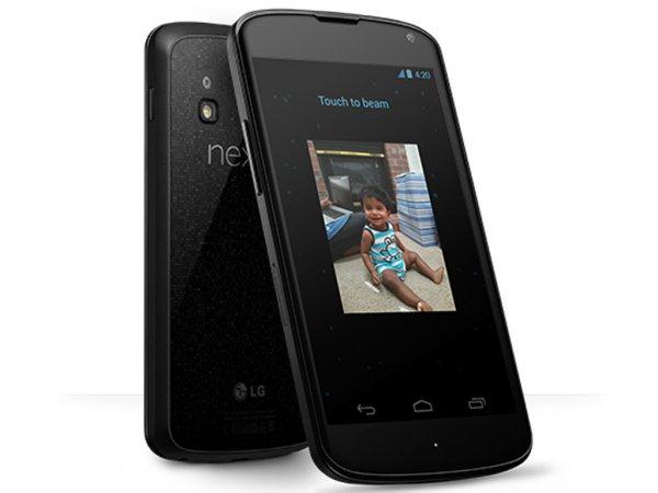 LG E960 Google Nexus 4 16GB Neu OHNE SIMLOCK OHNE VERTRAG für 174,99€ bei Ebay.de versandkostenfrei Ausverkauft. Bitte Zumachen