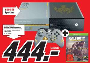 [Lokal MM Sulzbach] XBOX ONE 1 TB + Call Of Duty AW Limited Edition 444,-
