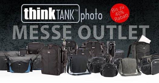 [ThinkTank Demoware] Fotorucksäcke, Taschen und Rollkoffer bis zu 40% reduziert (AC-Foto)