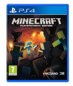 Sony PS4 - Minecraft für €12,54 [@Rakuten.co.uk]