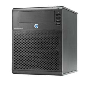 HP Micro Server N36L - 2x1,3 GHz AMD, 1 GB RAM, 250GB HDD