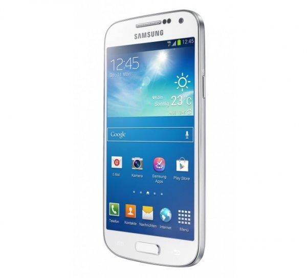 Simyo All-On XL (400min/sms + 1GB LTE) + Samsung Galaxy S4 mini 15,90€ mtl. + 1€ Handy + 5€ VK