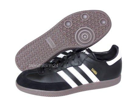 Adidas Samba Classic black-white G 40-47
