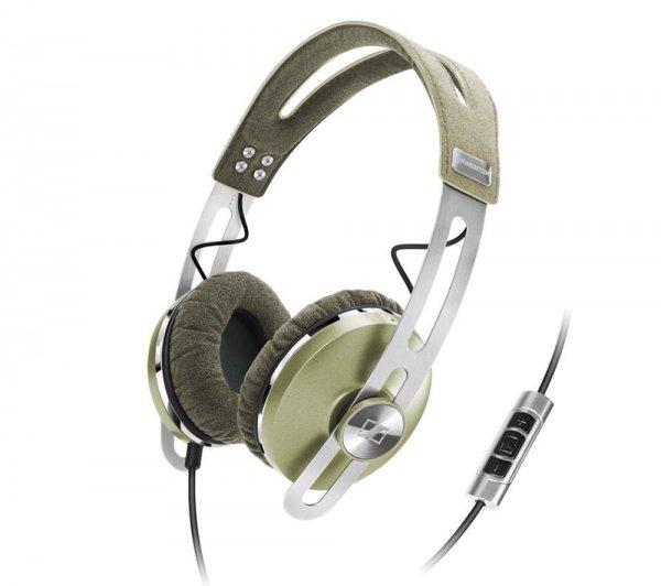 Wieder bestellbar: Sennheiser Momentum On-Ear grün für 81,99  € @Amazon.es