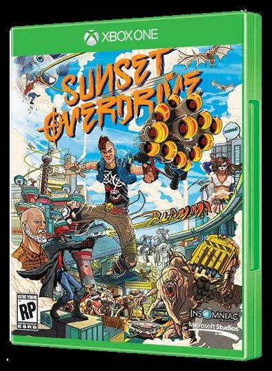 [mytoys.de] Für Neukunden: Xbox One Sunset Overdrive Day One Edition für 43,94€