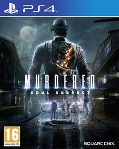 Murdered: Soul Suspect (PS4) für 18,98€ @Rakuten.co.uk (TheGameCollection)