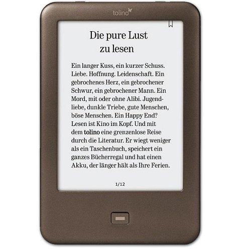 Preisfehler - Tolino Shine kostenlos @eBook