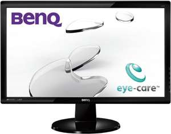 BenQ GL2450H 61 cm (24 Zoll) LED Monitor (Full-HD, DVI, VGA, 2ms Reaktionszeit) schwarz