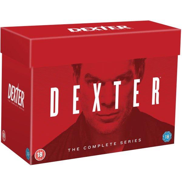 Dexter - Dexter - Complete Seasons 1-8 DVD Englisch (keine dt. Tonspur) bei Zavvi.com