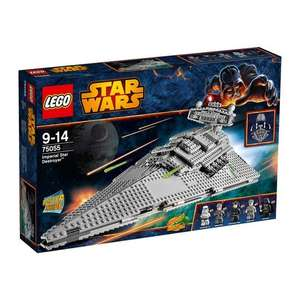 Lego 75055 Imperial Star Destroyer beim Real für 84,96