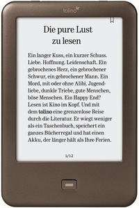 "ebook Reader ""Tolino Shine"" bei Weltbild (Kindle Paperwhite Konkurrent)"