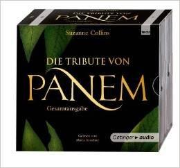 Humble Audiobook Bundle (mit Hörbüchern zu Tribute von Panem) (Englisch)