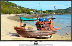(Ab 12 Uhr) Sharp LC-50LE759EN 126 cm (50 Zoll) 3D LED-TV, Full HD, 300 Hz, Triple Tuner, WLAN, HbbTV, DLNA, USB-Recording @ NBB