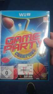 [Lokal Saturn Solingen] Wii U Game Party Champions