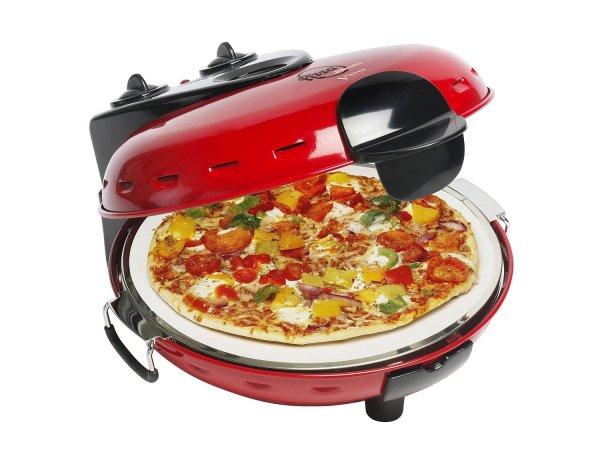 [3% Qipu] Bestron Pizzasteinofen DLD9070 für 59,99€ zzgl. 4,95€ Versand @Lidl Online