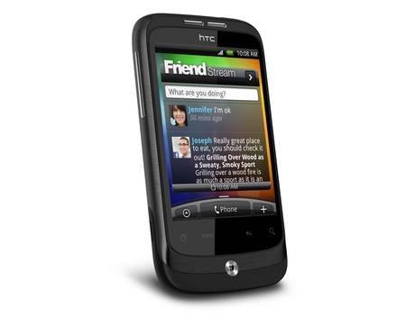 HTC Wildfire (alte Version) für 29€ @ MeinPaket