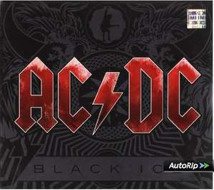 Diverse AC/DC CD Alben inklusive kostenloser MP3-Version (AutoRip) ab € 5,55 für Prime @ Amazon.de