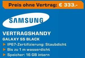 [lokal Saturn Frankfurt Zeil] zieht nach: Galaxy S5 für 333
