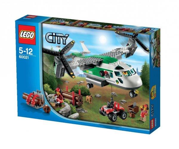 Lego™ - City: Schwenkrotorflugzeug (60021) ab €24,65 [@Real.de]
