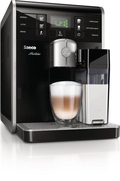 "[Amazon Blitzangebot] One Touch Kaffeevollautomat ""Saeco Moltio One Touch HD8769/01"" für 489,00€ (120€ Ersparnis)"