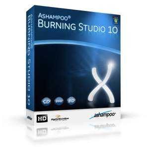 Ashampoo Burning Studio 10