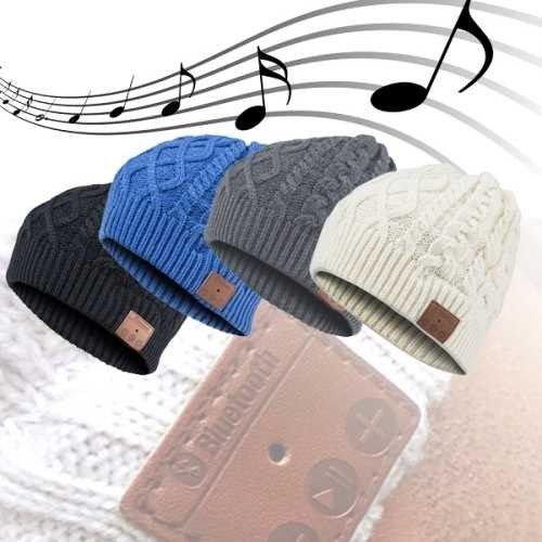 ARCHOS Music Beany - Mütze und Bluetooth Kopfhörer / Headset in einem 4 verschiedene Farben@ebay