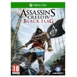 Assassin's Creed IV 4: Black Flag (Xbox One) Download für 12€ @cdkeys