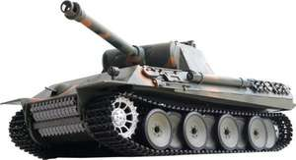 "RC Panzer ""German Panther"" mit Softair Geschütz"