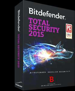 Bitdefender Total Security 2015 (PC) 6 Monate Kostenlos