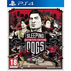 [Thegamecollection.net] Sleeping Dogs Limited DEFINITIVE EDITION für Xbox One / Playstation 4