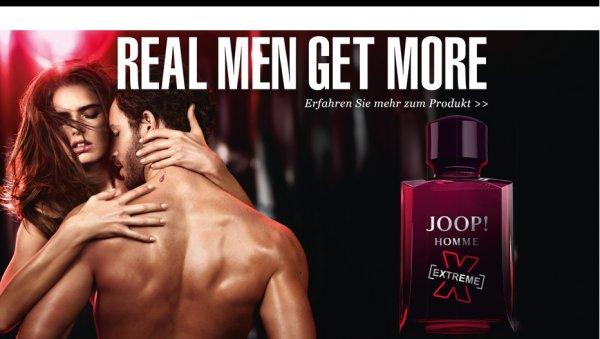 Body Lotion Der Duftneuheit Jil Sander (30ml) & Duschgel von Joop! Homme Extreme