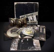 "Neil Young - A Letter Home (180g) (Limited Edition Box Set) (2LP + 7 6""es + CD + DVD) für 59,99€ statt 95,22€"