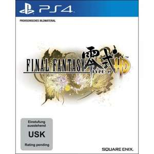 Square Enix Final Fantasy Type-0 für PS4 - für 34,44 vorbestellen @ Conrad