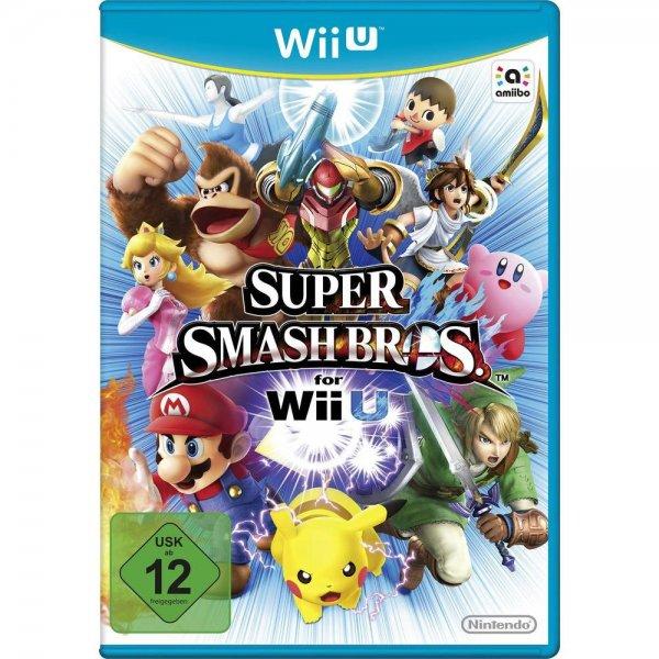 Super Smash Bros. Wii U bei CONRAD ONLINE [ AUCH MIT PAYPAL ]