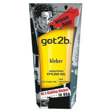 Got2b Kleber und versch. andere 2,99 EUR @Rossmann offline