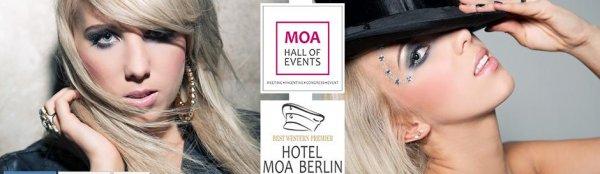 (Lokal-Berlin) Einladung zur Magic Diva Show von Annemarie Eilfeld Live im MOA Hotel