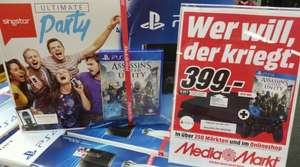 [Lokal Frankfurt] PS4 Singstar Bundle + Assassin's Creed Unity 399,-