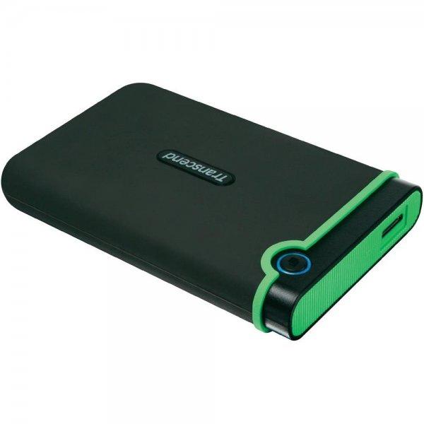 """1 TB Transcend StoreJet 25M3 2,5"""" 3.0 USB  53,89€ @Conrad.de"""