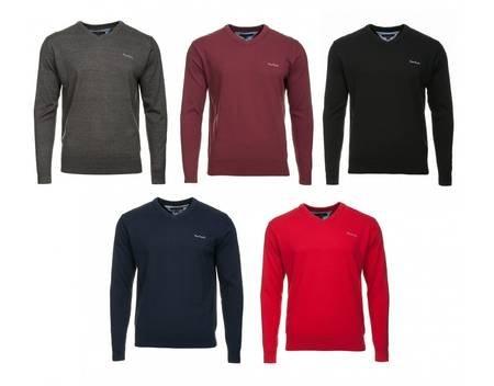 *UPDATE* PIERRE CARDIN Premium Pullover in 5 Farben für 19,99€ @ KIK