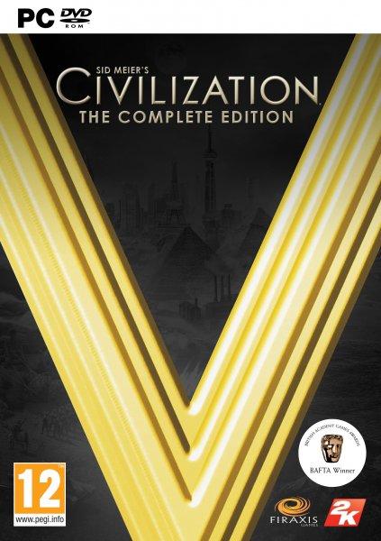 [Civilization V: Complete Edition] für 13,49 EUR bei Gamesrocket