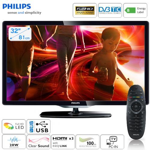 Philips 32PFL5606H für 359€ + 5% qipu @iBOOD