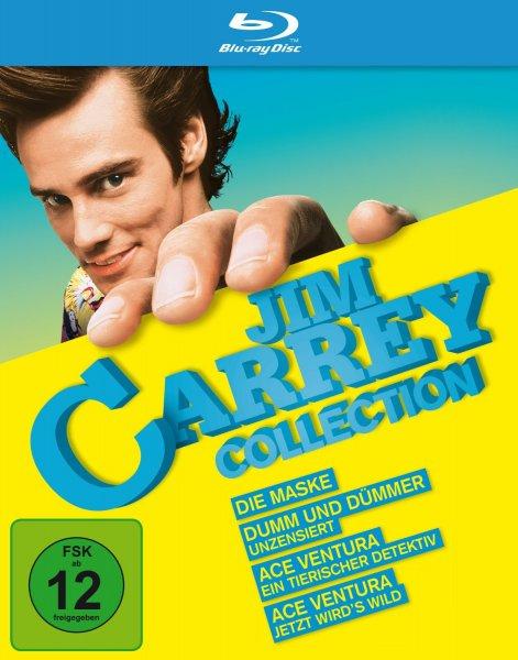 Jim Carrey Collection [Blu-ray] für 16,97 € (Prime) > [amazon.de]
