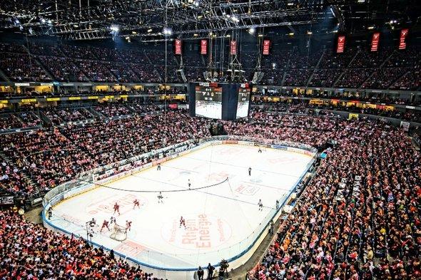 Kölner Haie Tickets 8,88 € anstatt 24,00 €. Beste Plätze Unterrang 18,88 € anstatt 46,00 € 16.01.2015 vs Augsburg