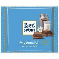 Ritter Sport für 49ct bei Schlecker Online