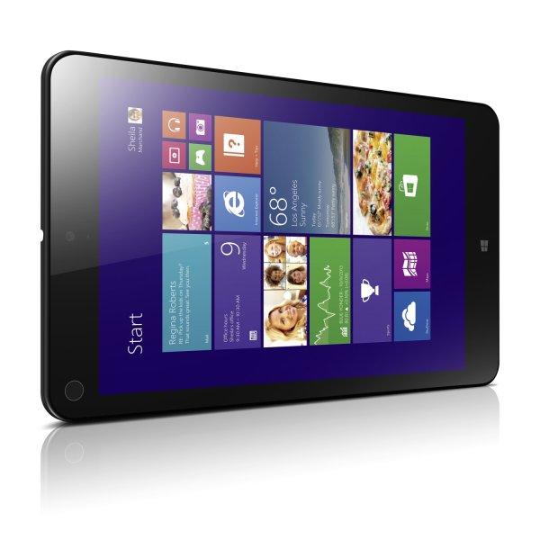 LENOVO ThinkPad 8 20BN001RGE Tablet mit Intel Quad-Core, 128 GB und Windows 8.1 Pro nur 299 Euro bei notebooksbilliger.de