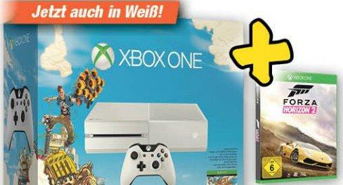 Xbox One Special Edition + Forza Horizon 2 + Sunset Overdrive bei Expert Deizisau (Stuttgart)