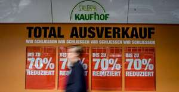 (Lokal) Ausverkauf Kaufhof Düsseldorf
