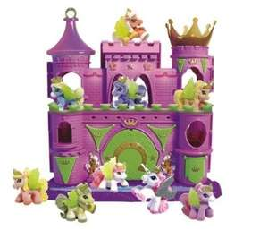 Filly Fairy Traumschloss (inkl. Licht u. Sound) + Magic Einhorn Pferde @Ebay