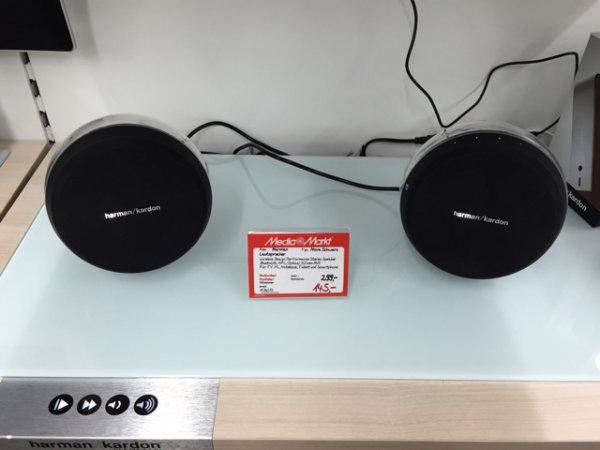 [MediaMarkt Wuppertal] Harman Kardon Nova Wireless Stereo-Lausprecher