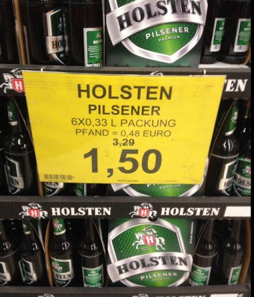 Holsten Sixpack [Famila XXL Oldenburg]